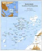 Spratly Islands Map