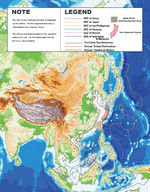 Zonas económicas exclusivas (ZEE) en el Sureste Asiático