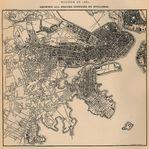 Pinehurst City Map, North Carolina, United States 1920