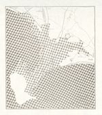Map of Hakodate and Vicinity, Japan 1954