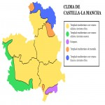 Climates of Castile-La Mancha 2007