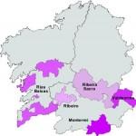 Galicia wines 2007