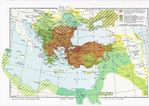 Caucasus and Central Asia Political Map 1995