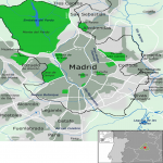 Madrid and surrounding municipalities 2007