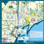 Cycle routes of Malaga Historical Centre 2011