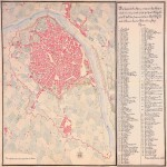Plaza of Valencia and its environs 1811