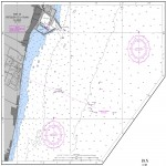 Nautical chart of the Port of Castellón de la Plana / El Grao