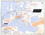 Europe strategic situation in 1805