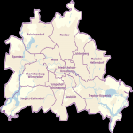 Berlin and its districts 2010