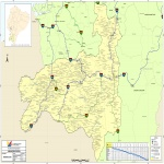 Mapa de Loja 2010