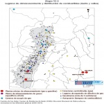 Storage sites and distribution of fuel in Quito 2000-2001