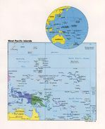 West Pacific Islands 1998