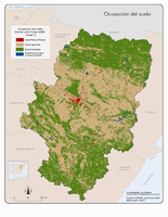 Ocupación del suelo de Aragón 2006