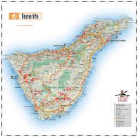 Mapa Politico de las Islas Zanzibar y Pemba