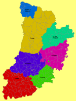 Judicial Parties of the Province of Lleida 2010