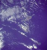 Satellite Photo, Image of Anguilla