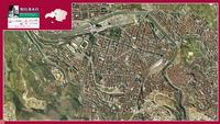 Orthophoto of Bilbao 2004