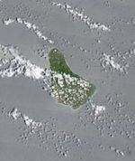 Satellite Image, Photo of Barbados
