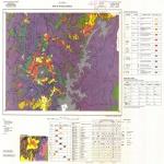 Northeast Libya Topographic Map