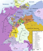 Confederation of the Rhine 1812