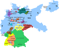 Peace of Westphalia territorial changes 1648