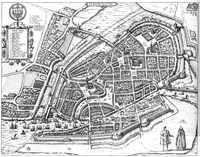 Hamburg in 1589