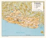 Jamaica Population Map