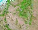 Mapa de Cuencas Hidrográfica, México