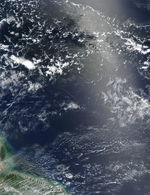 Internal waves in the Atlantic Ocean, northeast of Brazil