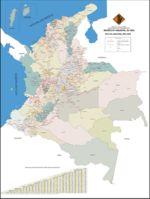Mapa de Carreteras de Colombia