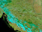 Croatia (before floods, false color)