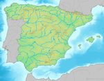 Satellite Image, Photo of Tuira River, Panama