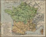 Gabon Population Map