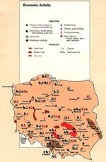Poland Economic Activity Map