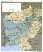 Pakistan - Afghanistan Border (