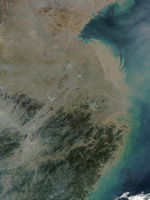 Pollution in Eastern China