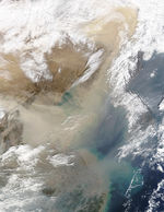 Incendios en China meridional