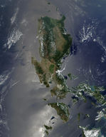 Incendios en Filipinas