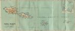 Samoa Islands Map 1889