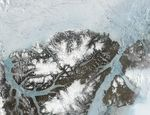 Satellite Photo, Image of Anguilla