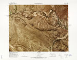 Estherville Topographic City Map, Iowa, United States