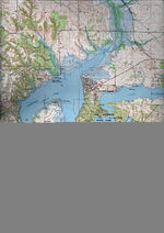 Lake Macbride Topographic Map, Iowa, United States