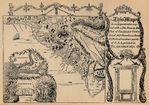 Charleston City Map, South Carolina, United States 1671