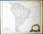 Amrica Meridional 1750