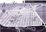 Arrecifes City Map, Buenos Aires Prov., Argentina