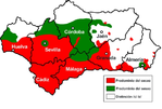 Districts of Zaragoza 2006