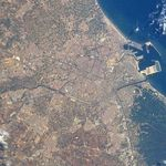 South Americ from space