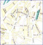 Mapa de Jerusalén 1912