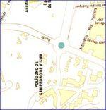 Mapa Político Pequeña Escala de Surinam