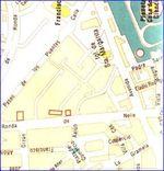 Plano é inmediaciones de la Plaza de Medilla 1793